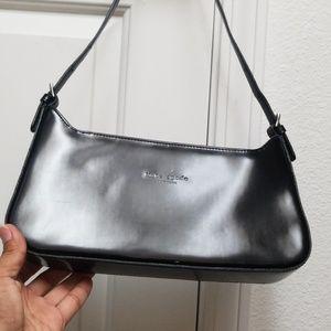 KATE SPADE Classic Black Mini Purse Shoulder Bag